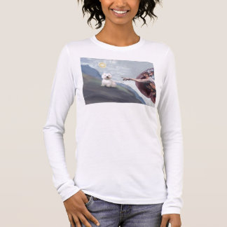 God's Westie (#2) Long Sleeve T-Shirt