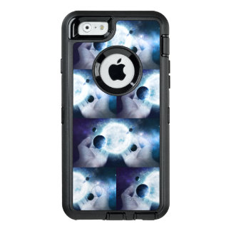 Gods world OtterBox defender iPhone case
