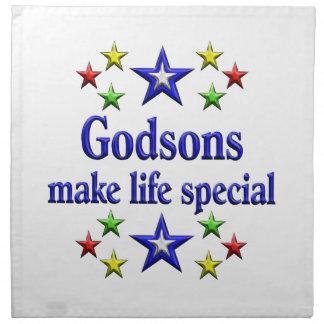 Godsons are Special Napkins
