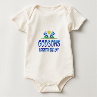 Godsons Brighten the Day Baby Bodysuit