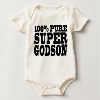 Godsons Gifts : 100% Pure Super Godson Baby Bodysuit