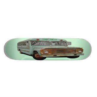 GodsPosse Ol' School Bus Skate Decks