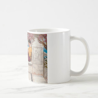 Godward - Under the Blossom that Hangs on the Boug Coffee Mug