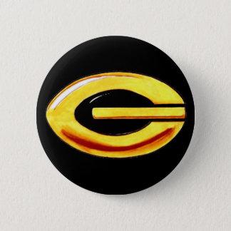 GoE-Logo 6 Cm Round Badge