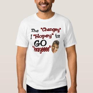 Goeeeee Awayeeeee T Shirt