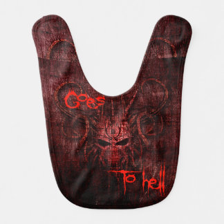 Goes to hell bib
