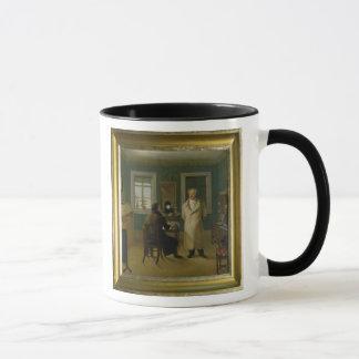 Goethe Dictating to his Clerk John, 1834 Mug