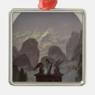 Goethe Monument Christmas Ornament