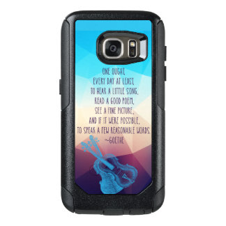 Goethe Speaks About Daily Focus OtterBox Samsung Galaxy S7 Case