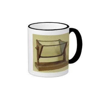 Goethe's Water Prism Ringer Mug