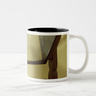 Goethe's Water Prism Two-Tone Coffee Mug