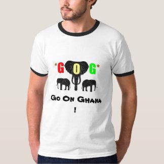 GOG, Go On Ghana ! T-Shirt