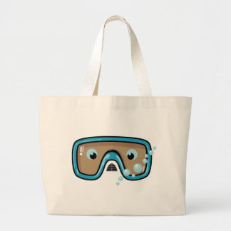 Goggles Jumbo Tote Bag