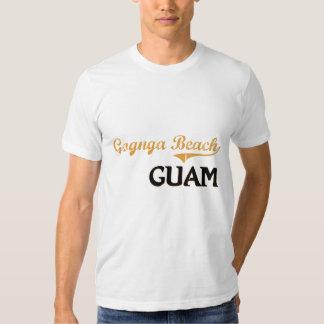Gognga Beach Guam Classic Tshirt