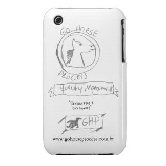 GOHORSE IPHONE 3/3GS MARRIES WHITE BLANK DEFAULT M Case-Mate iPhone 3 CASES
