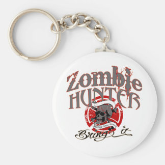Goin' after Zombies! Key Ring