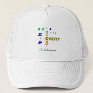 going 2 Be - hat 3