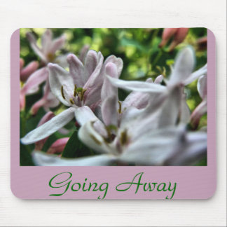 Going Away Mouse Pad