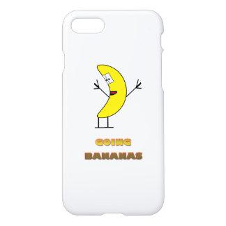 Going bananas iPhone 7 case