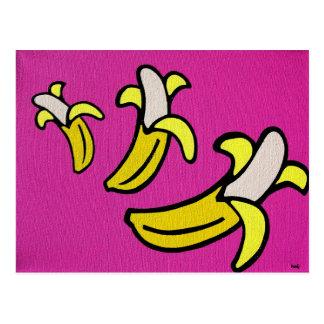 """""""Going Bananas"""" Postcard"""