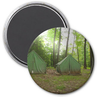 Going Camping 2010 Magnet