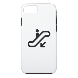 Going Down Pictogram iPhone 7 Case