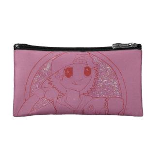 """""""Going Down"""" Pink Girlie Make Up Bag"""