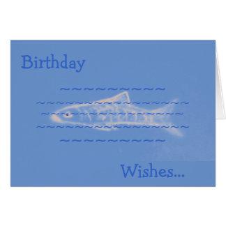 Going Fishing! Card