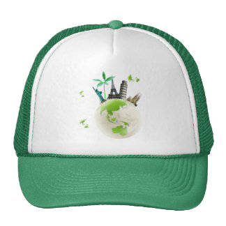 Going for Green! Cap