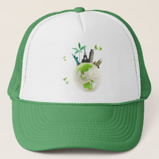 Going for Green! Trucker Hat