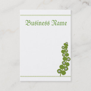 Go green business cards business card printing zazzle uk going green business card reheart Image collections