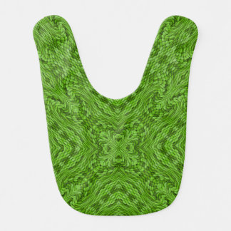 Going Green Colorful Baby Bibs