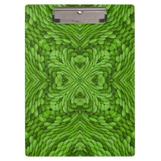 Going Green Colorful Clipboard