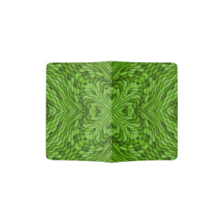 Going Green Colorful Passport Holder