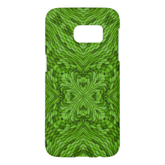 Going Green Colorful Samsung Galaxy S7 Cases