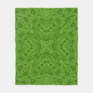 Going Green Custom Fleece Blanket, Small