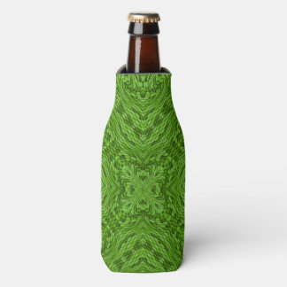 Going Green Kaleidoscope Colorful Bottle Cooler