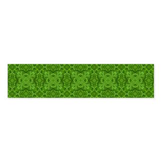 Going Green Kaleidoscope    Colorful Napkin Band