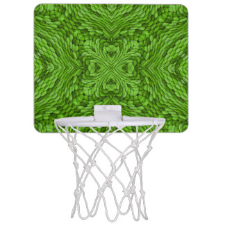 Going Green Mini Basketball Hoops