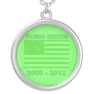 Going Green Pendant