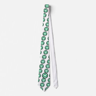 Going Green Recycle California Tie