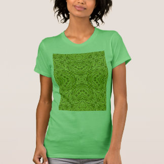 Going Green Shirts  Womens Front And Back