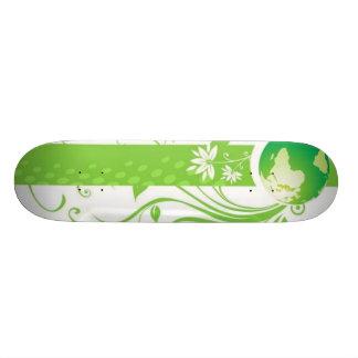 Going Green Skateboard Deck