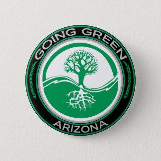 Going Green Tree Arizona 6 Cm Round Badge