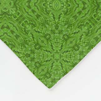 Going Green Two   Fleece Blankets, 3 sizes
