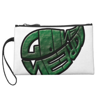 Going Green Wristlet Clutch