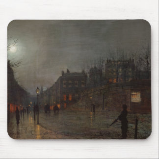 Going Home at Dusk, 1882 Mouse Mat