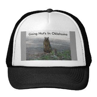 Going Nut's In Oklahoma Cap