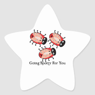 Going Spotty Star Stickers