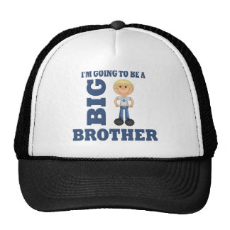 Going to be a Big Brother Trucker Hat
